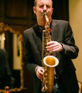 Dan Thomas Quintet @ The Blue Room