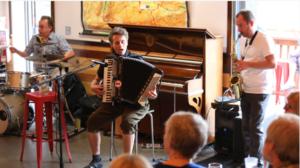 Jazz Meetup Featuring Bram Wijnands, Pat Adams & Hal Melia @ KC Bier Co