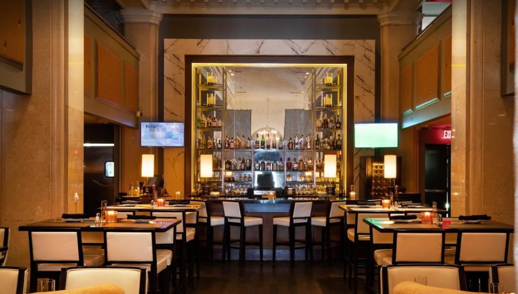 David Basse at Reserve Restaurant & Lounge @ Ambassador Hotel