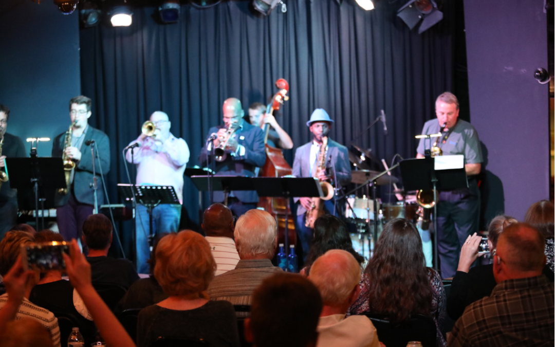 Brad Gregory Sextet at Westport Coffeehouse