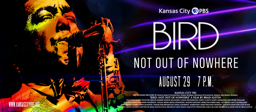 """Bird: Not Out of Nowhere"" Documentary Screening by KCPT"