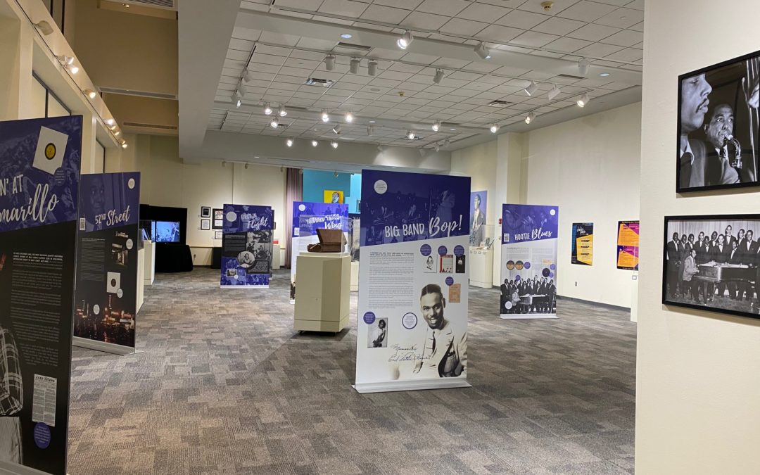 """Saxophone Supreme: The Life & Music of Charlie Parker"" Exhibit Reception"