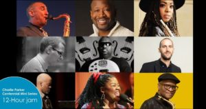 Charlie Parker Centennial Mini Series: 12-Hour Jam (Virtual) @ The Gem Theater